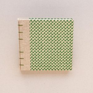 green florentine notebook